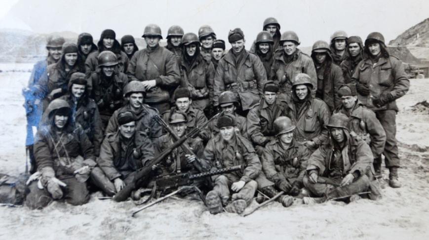 Sidney Risener - Bottom Row, 2nd from Left